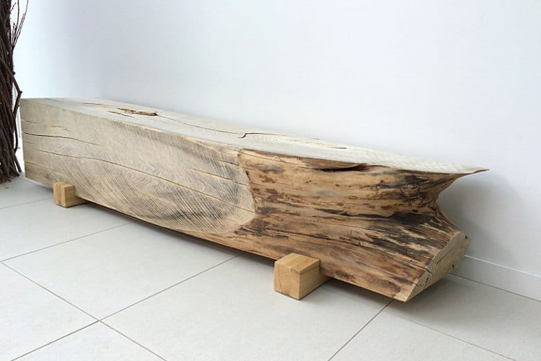 elm-entrance-bench