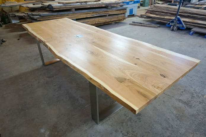WOOD ANCHOR Custom Fabrication Shop DesignBuild Studio - Homemade conference table